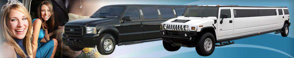 airport prom limo