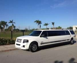 14 PASS FORD EXPEDITION LIMO